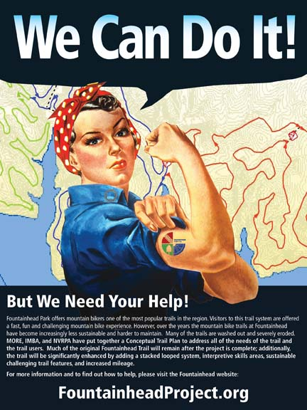 Rosie the Riveter Call to Action