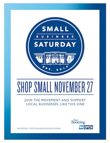 american express small business saturday case study